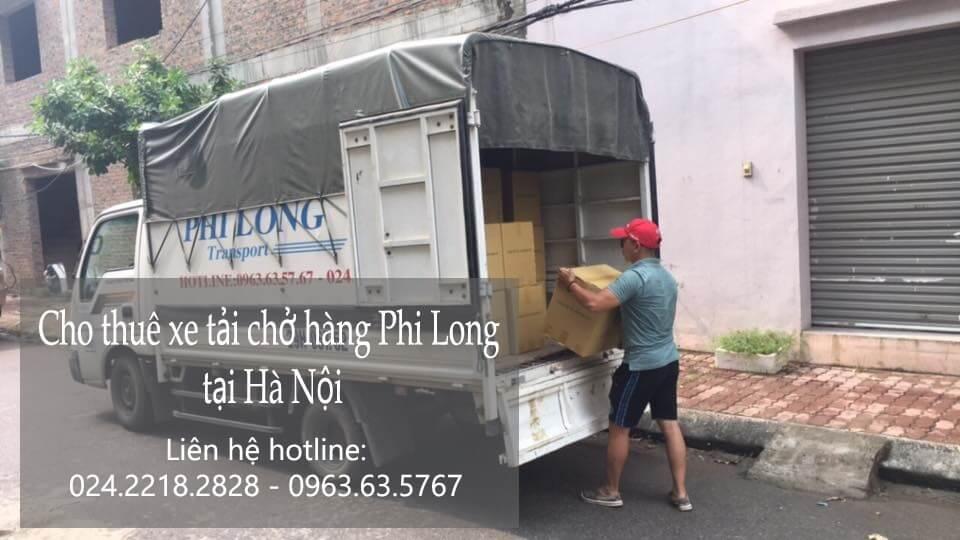 Dịch vụ chở hàng thuê tại phố Lãng Yên