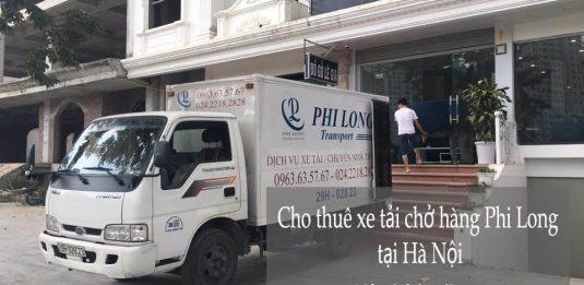 Dịch vụ chở hàng thuê tại đường Lê Duẩn