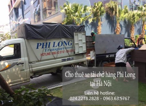 Dịch vụ chở hàng thuê tại phố Hồ Đắc Di
