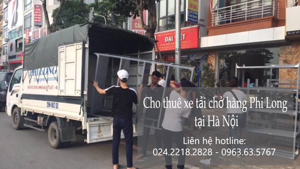 Dịch vụ chở hàng thuê tại phố Khương Đình 2019