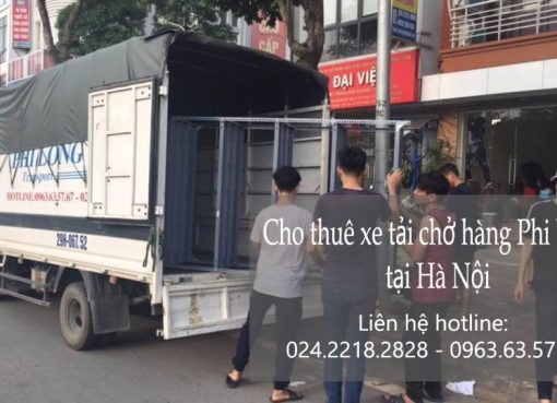 Dịch vụ chở hàng thuê tại đường Duy Tân 2019
