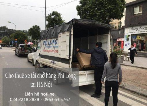 Dịch vụ chở hàng thuê tại phố Đinh Lễ