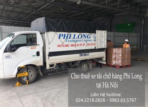 Dịch vụ chở hàng thuê tại phố Hàng Khay