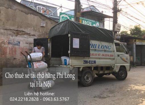 Dịch vụ chở hàng thuê tại phố Nguyễn Như Đổ 2019