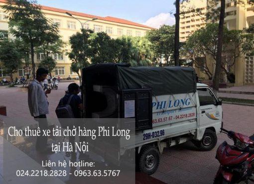 Dịch vụ chở hàng thuê tại phố Huỳnh Thúc Kháng