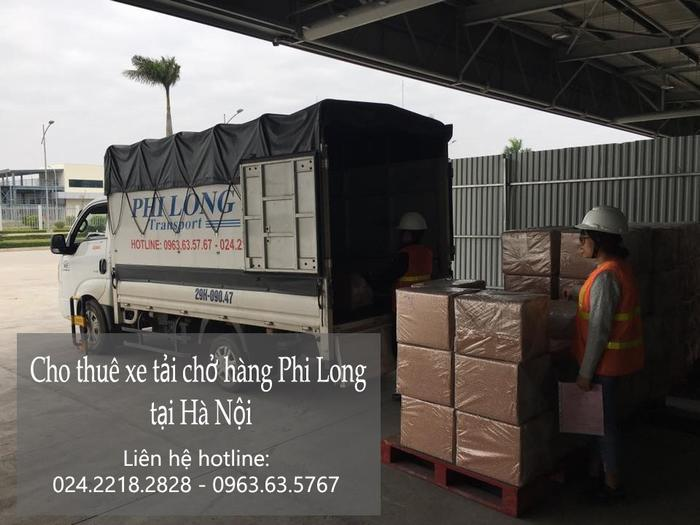 Dịch vụ chở hàng thuê tại phố Hàng Da