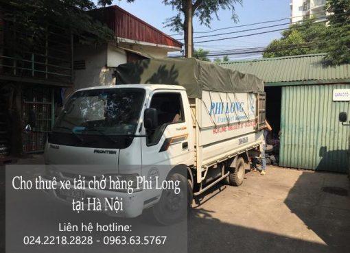 Dịch vụ chở hàng thuê tại phố Hàng Chai