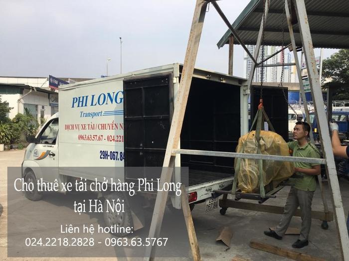 Dịch vụ chở hàng thuê tại phố Khúc Hạo