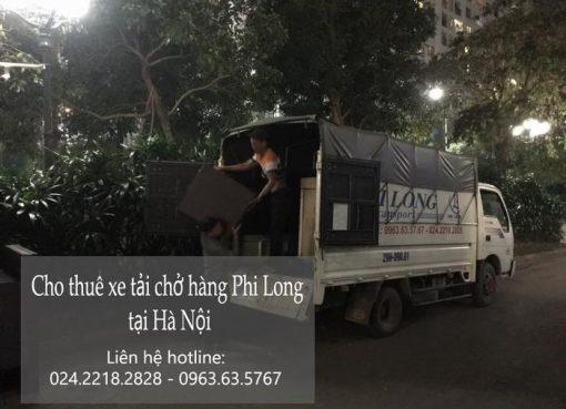 Dịch vụ chở hàng thuê tại đường La Thành