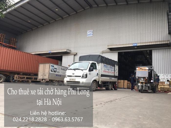 Dịch vụ chở hàng thuê tại phố Hoàng Hoa Thám