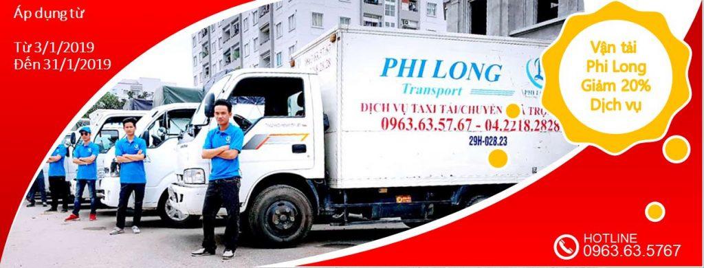 Dịch vụ chở hàng thuê tại phố Đốc Ngữ