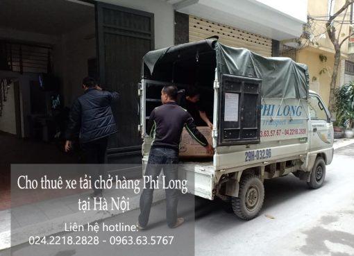 Dịch vụ chở hàng thuê tại phố Kim Hoa 2019