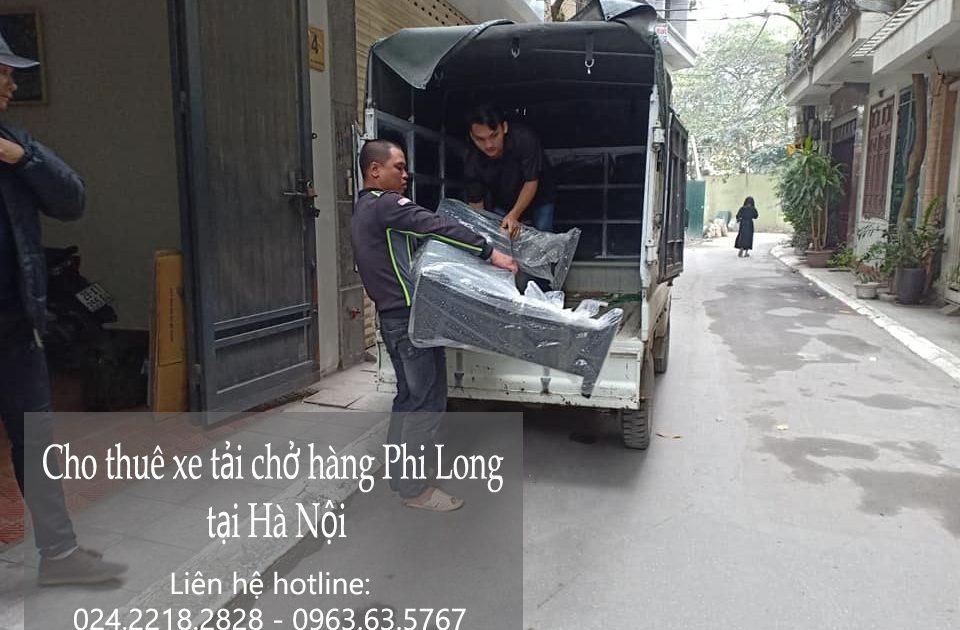 Dịch vụ chở hàng thuê tại phố An Xá 2019