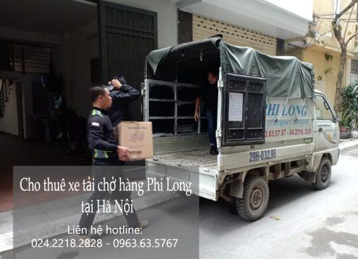 Dịch vụ chở hàng thuê tại đường Nguyễn Phong Sắc