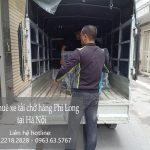 Dịch vụ chở hàng thuê tại phố Hồng Hà