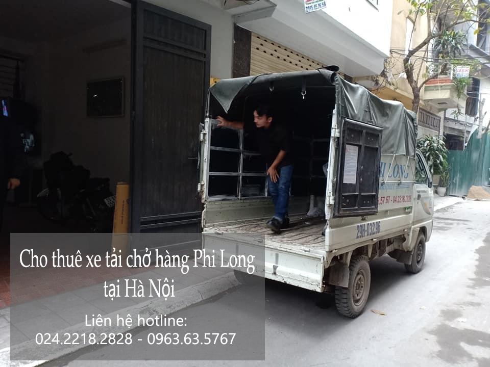 Dịch vụ chở hàng thuê tại phố Vũ Hữu 2019