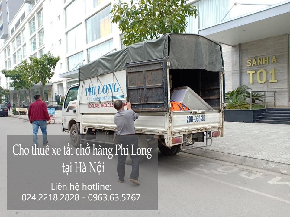Dịch vụ chở hàng thuê tại phố Lê Thanh Nghị