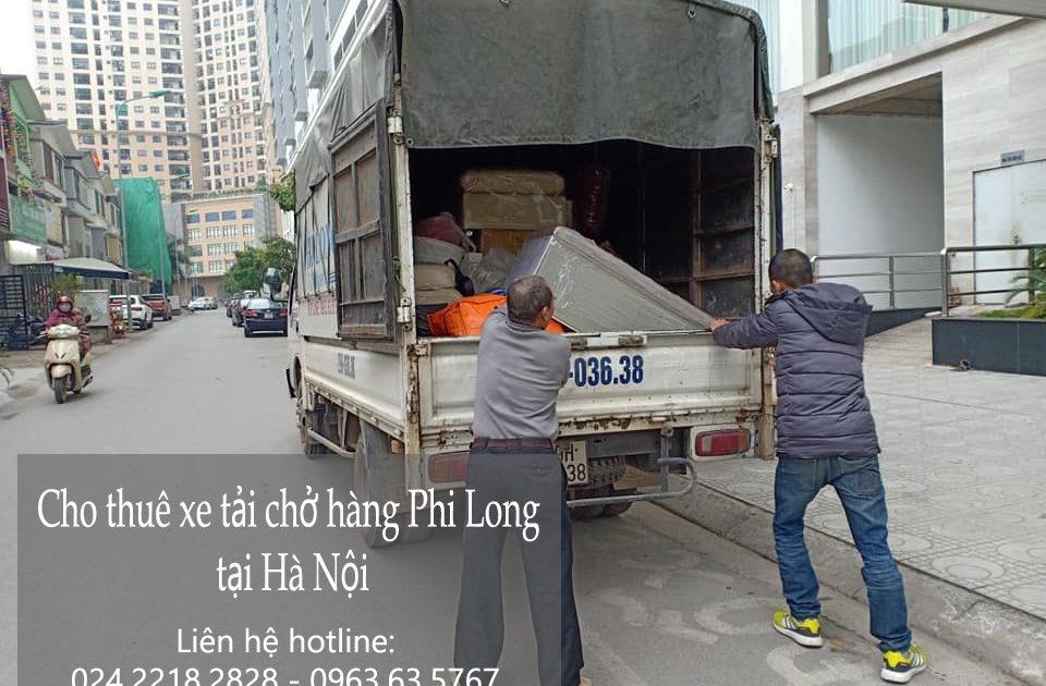 Dịch vụ chở hàng thuê tại phố Mai Anh Tuấn