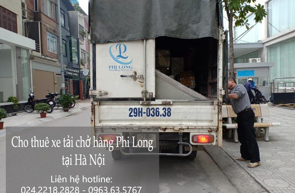 Dịch vụ chở hàng thuê tại phố Lê Quý Đôn