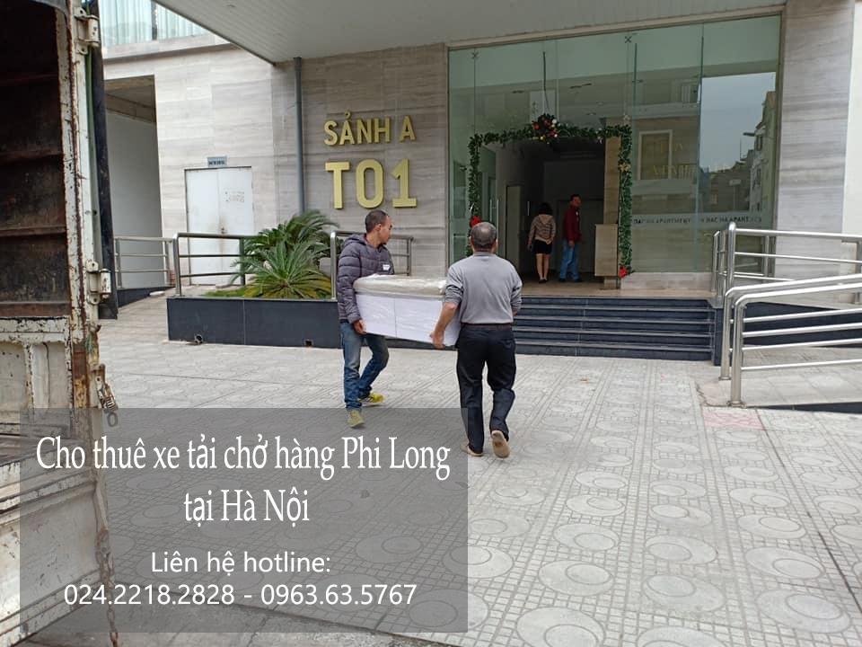 Dịch vụ chở hàng thuê tại phố Lê Ngọc Hân