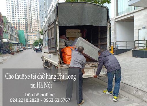 Dịch vụ chở hàng thuê tại phố Nguyễn Phạm Tuân