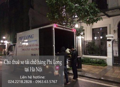 Dịch vụ chở hàng thuê tại phố Nguyễn Mậu Tài