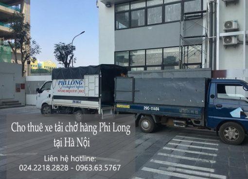 Dịch vụ chở hàng thuê tại phố Nguyễn Bỉnh Khiêm