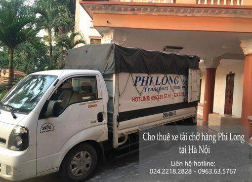 Dịch vụ chở hàn thuê tại phố Nguyễn An Ninh