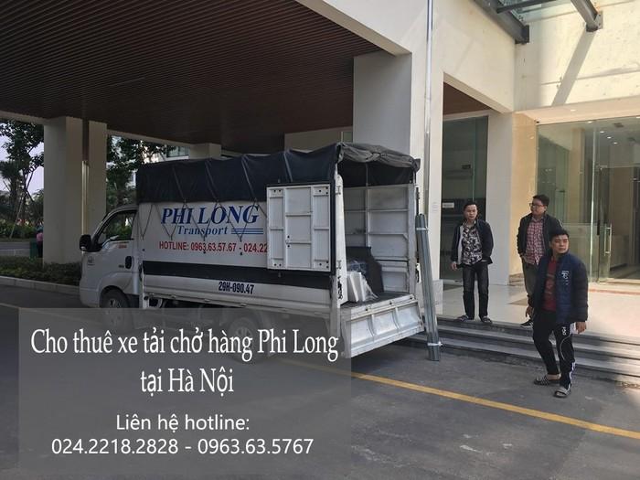 Dịch vụ chở hàng thuê tại phố Minh Khai