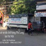 Dịch vụ chở hàng thuê tại phố Lò Đúc