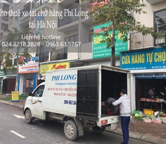 Dịch vụ chở hàng thuê tại phố Dương Hà