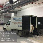 Dịch vụ chở hàng thuê tại phố Hà Huy Tập