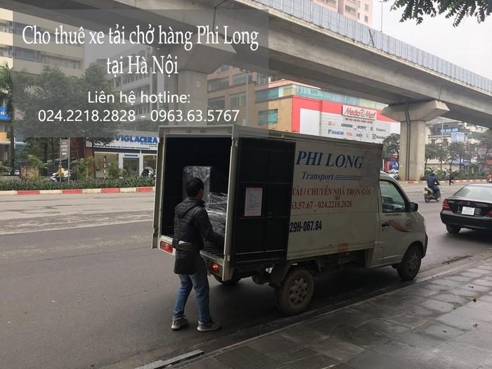 Dịch vụ chở hàng thuê tại phố Quỳnh Lôi