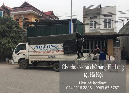 Dịch vụ cho thuê xe tải tại phố Mai Chí Thọ