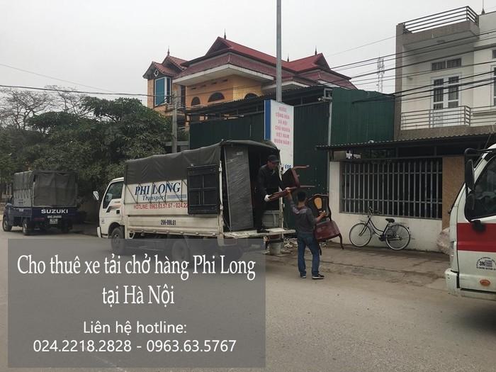 Dịch vụ chở hàng thuê tại phố Quỳnh Mai