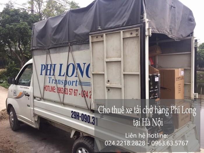 Dịch vụ chở hàng thuê tại phố Nguyễn Huy Nhuận