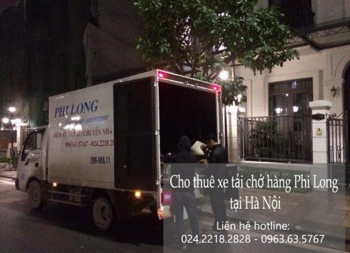 Dịch vụ chở hàng thuê tại phố Hoàng Thế Thiện