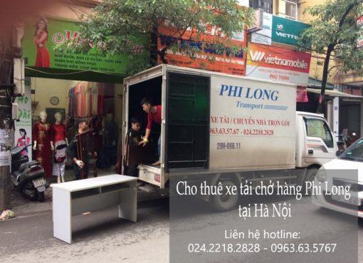 Dịch vụ chở hàng thuê tại phố Ngô Gia Khảm