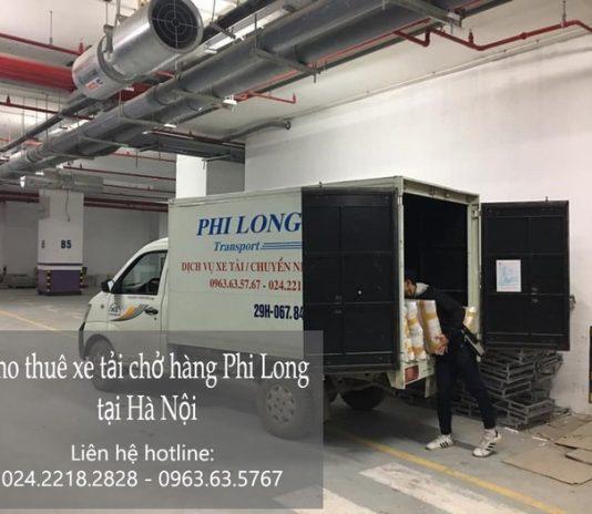 Dịch vụ chở hàng thuê tại phố Dương Quang