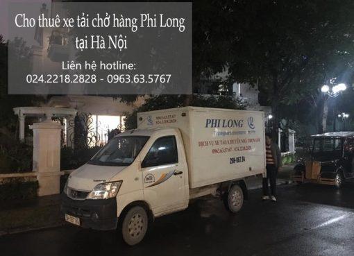 Dịch vụ chở hàng thuê phố Thiên Đức