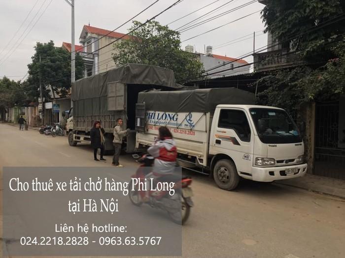 Dịch vụ chở hàng thuê tại phố Nguyễn Bình