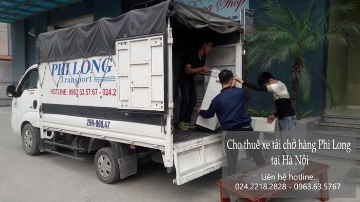 Dịch vụ chở hàng thuê tại phố Nguyễn Lam