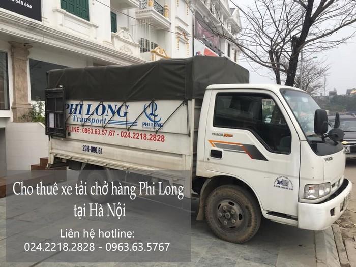 Dịch vụ chở hàng thuê tại phố Khúc Thừa Dụ