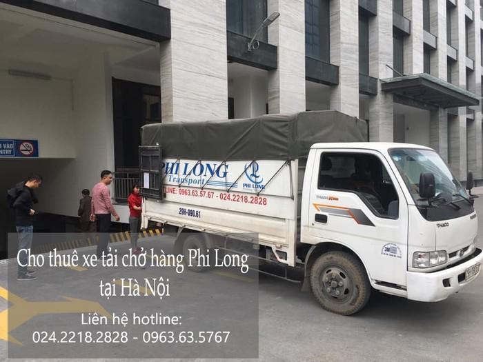 Dịch vụ chở hàng thuê tại phố Hoàng Sâm