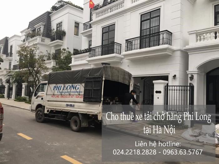 Dịch vụ chở hàng thuê tại phố Nguyễn Huy Tự