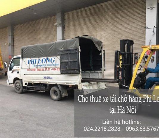 Dịch vụ chở hàng thuê tại phố Nguyễn Quang Bích