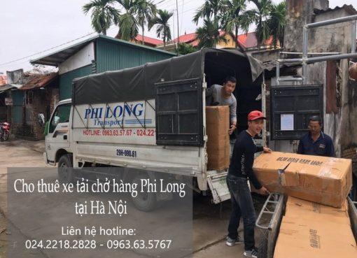 Dịch vụ cho thuê xe tải tại phố Phạm Sư Mạnh