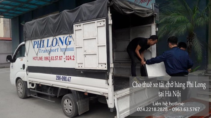 Dịch vụ chở hàng thuê tại phố Nguyễn Khả Trạc