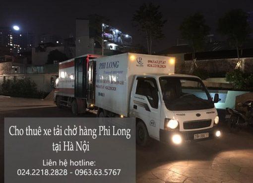 Dịch vụ chở hàng thuê tại phố Mai Dịch