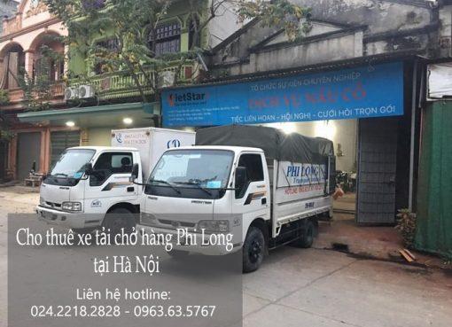 Dịch vụ chở hàng thuê tại phố Nguyễn Chánh